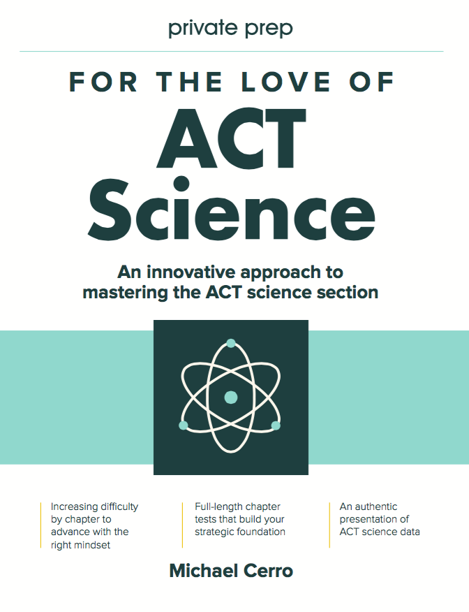 For The Love Of SAT Science