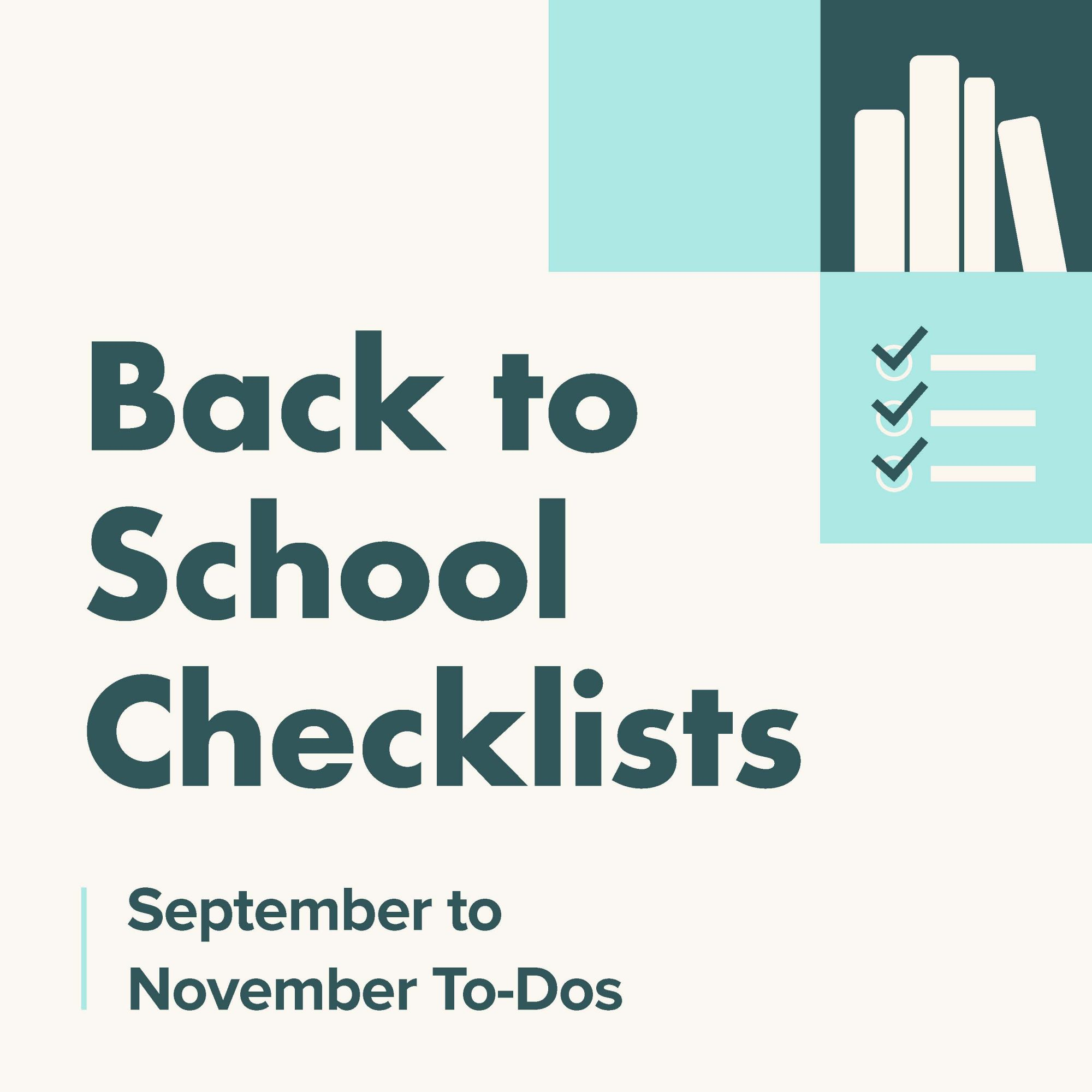 Private Prep Checklist Fall 2019